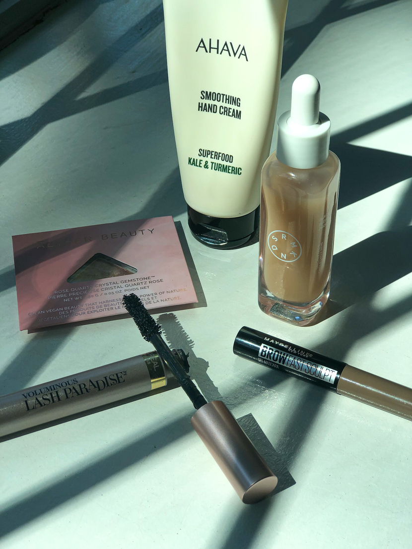 Beauty products I'm loving this month!