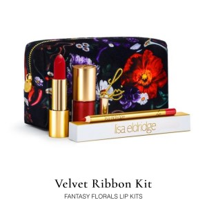 Velvet Ribbon Lip Kit