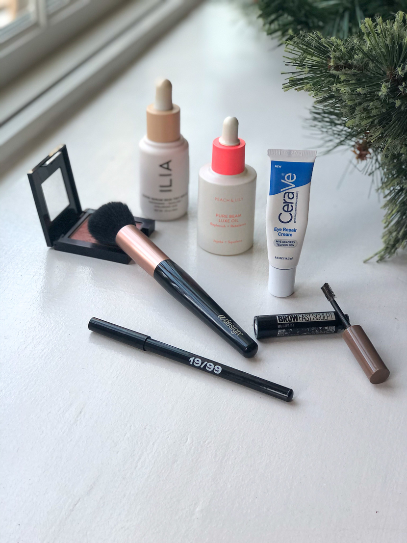 Some of my top ten beauty products of 2020!