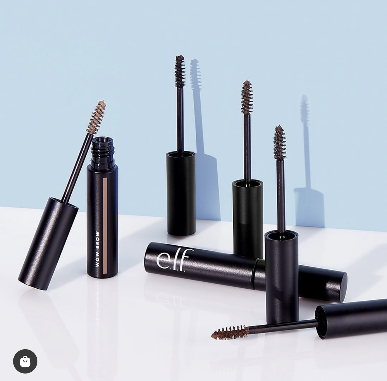 The Elf Wow Brow is one of the best drugstore brow gels