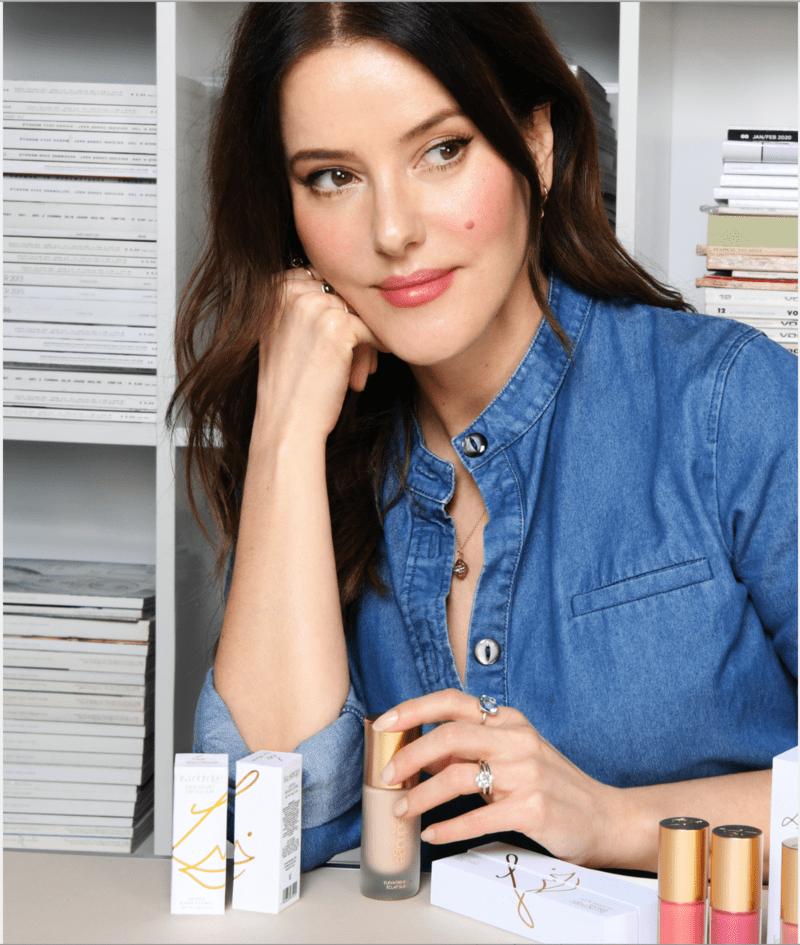 Celebrity MUA Lisa Eldridge releases her Spring/Summer 2021 Seamless Skin Collection