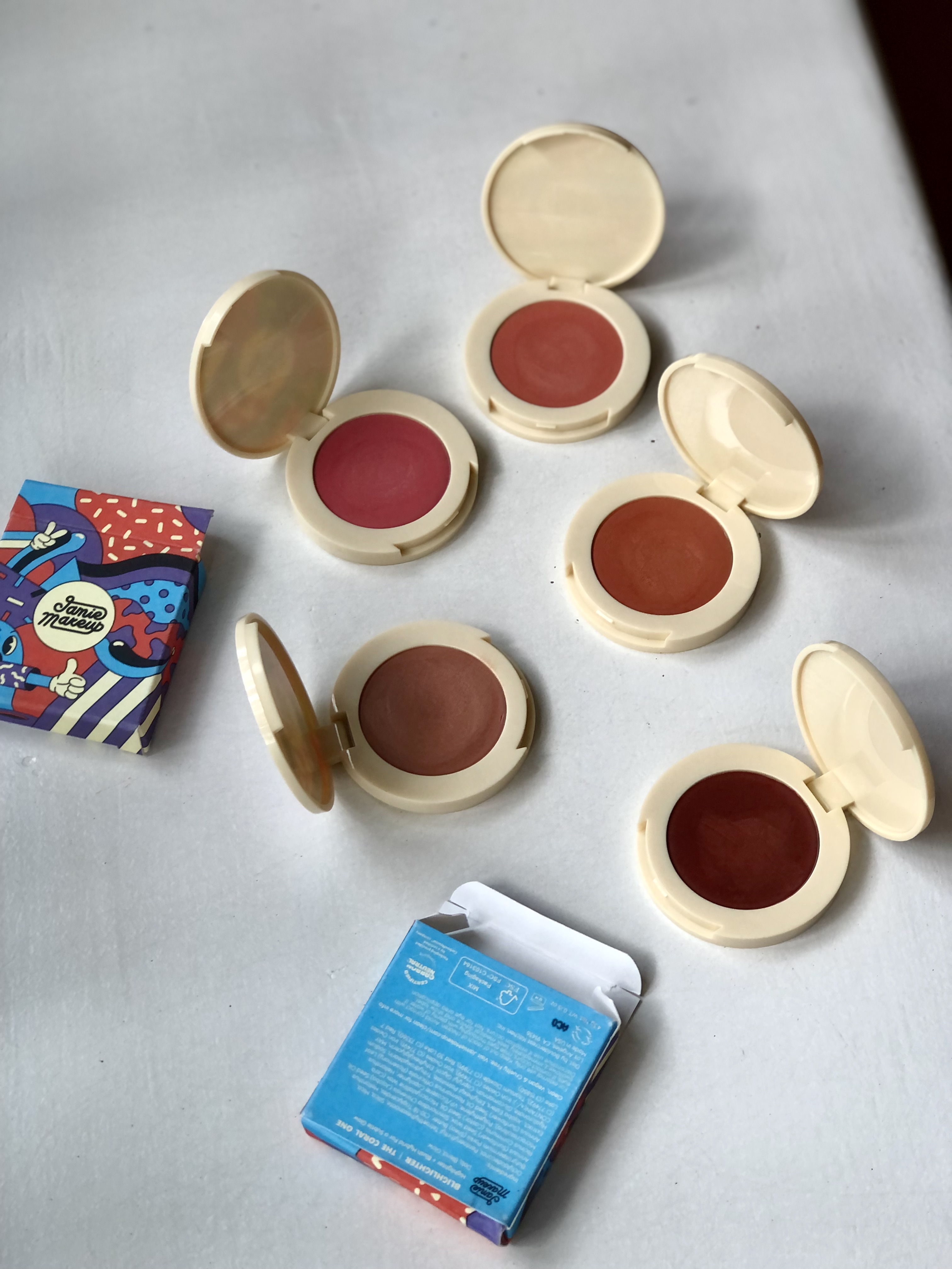 The Jamie Makeup Blighligher Collection