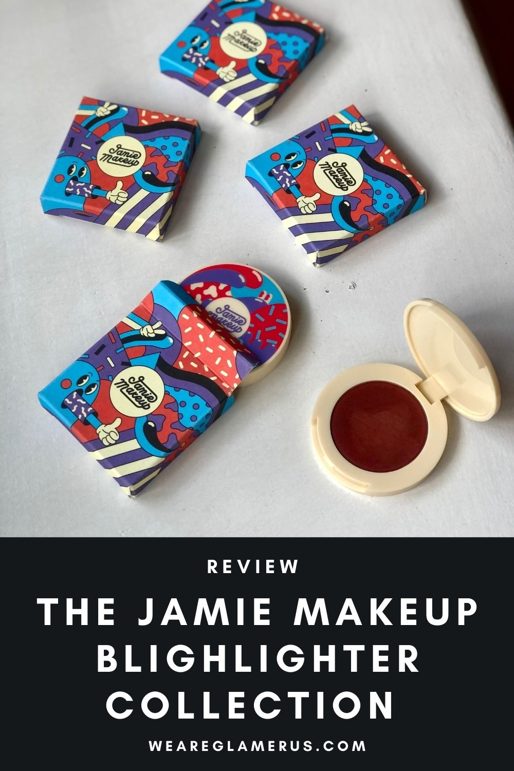 Check out my latest review on these beautiful cream blushes from Jamie Makeup!