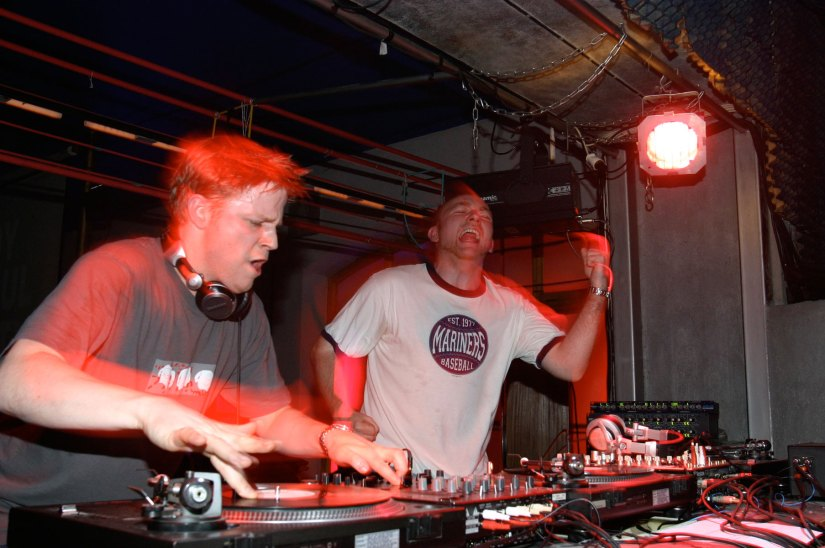 Jay Cunning & Atomic Hooligan