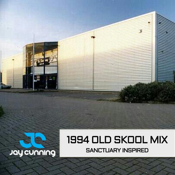 Sanctuary inspired 1994 Old Skool Hardcore