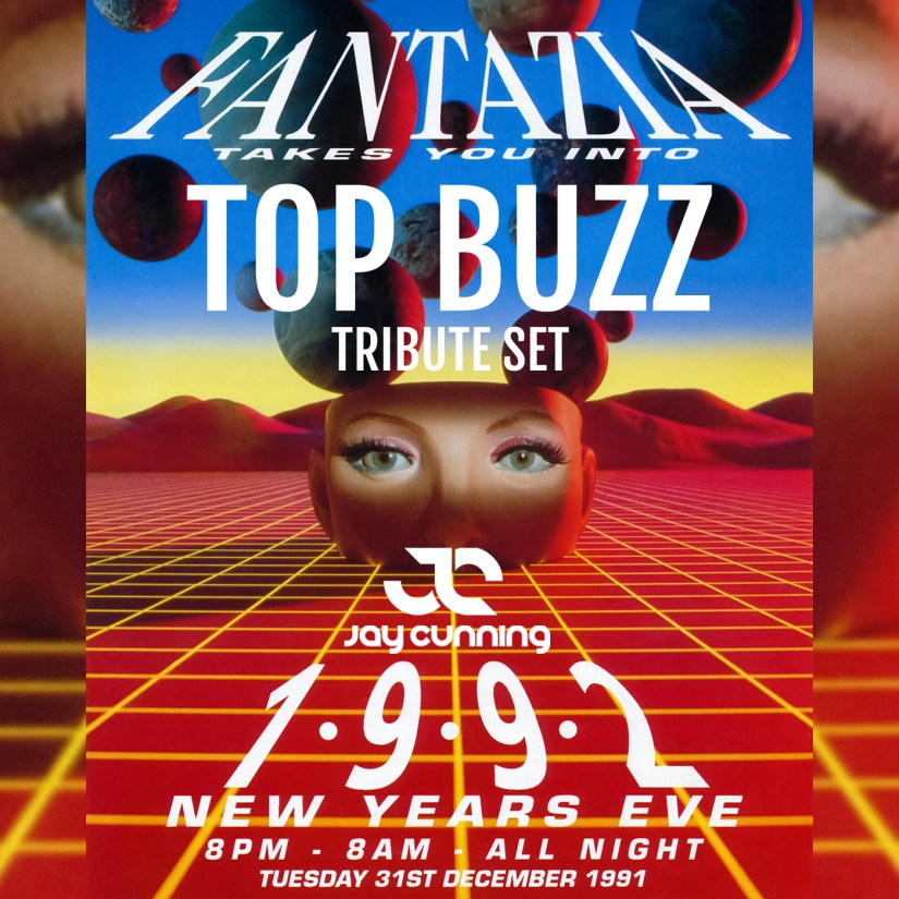 Fantazia Takes You into '92 - Top Buzz Tribute Show