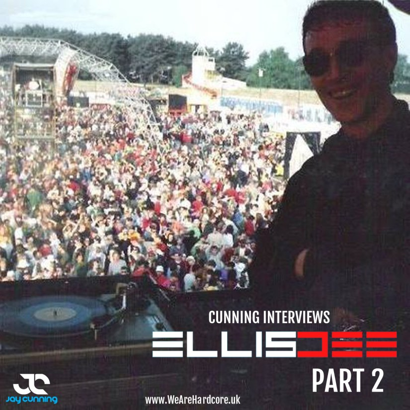 Cunning Interviews ELLIS DEE