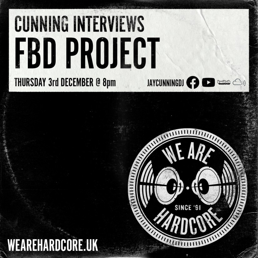 Cunning Interviews | FBD PROJECT | WE ARE HARDCORE