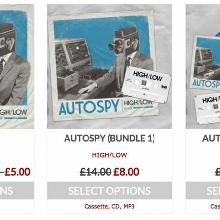 You can't argue with these prices. Pre order yours NOW!! www.wearehighlow.co.uk