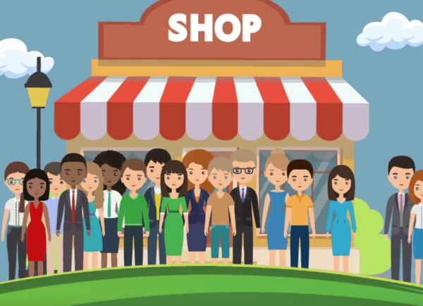 Animated Video explaining the new healthcare plan the Henderson Chamber of Commerce is offerng to its members