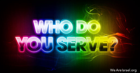 Who Do You Serve, Elohim, Coming Out, Serve God