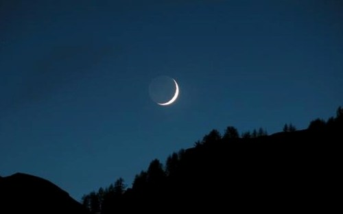 New moon, 2nd month, Hebrew Calendar