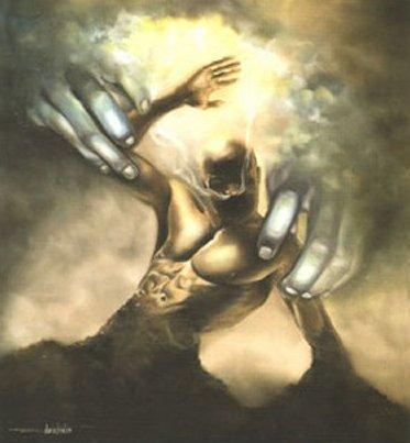 Creation of the man, creation of man, Genesis 2
