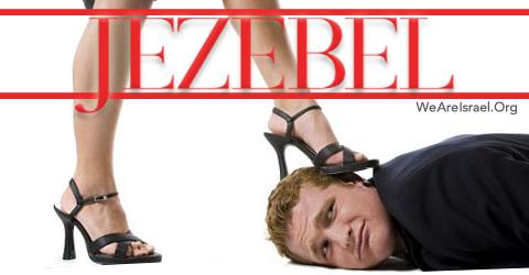 Jezebel, Jezebel spirit