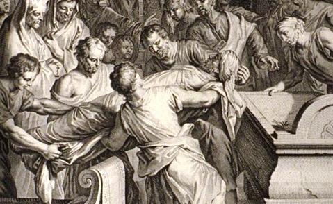 death of Isaac