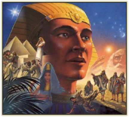 Joseph ruled egypt