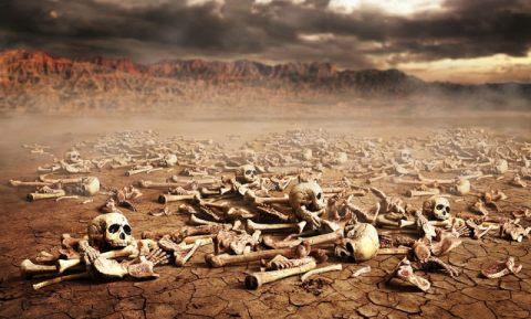 Ephraim's dry bones