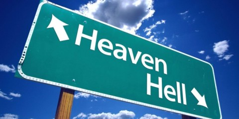dwell in heaven