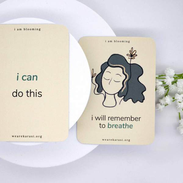 i can do this. i will remember to breathe