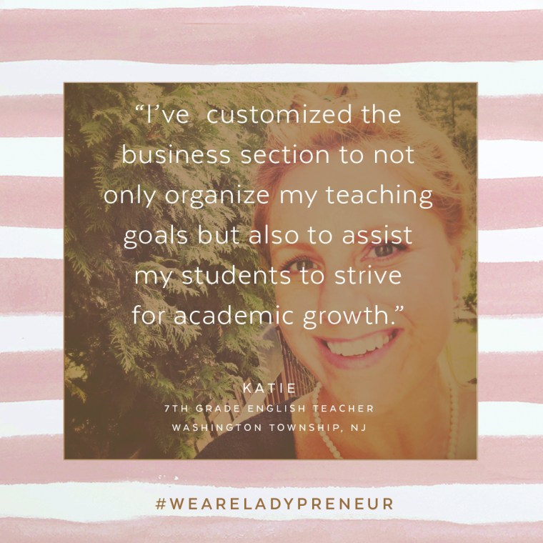 Teachers Love Ladypreneur!