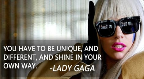 lady gaga is a ladypreneur