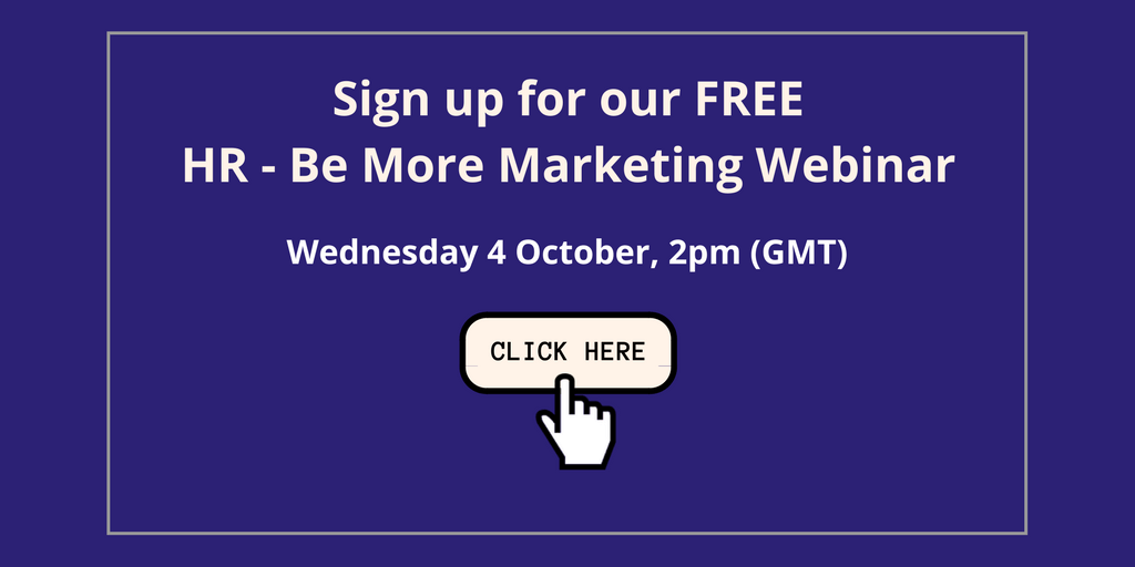 Be More Marketing with out Webinar