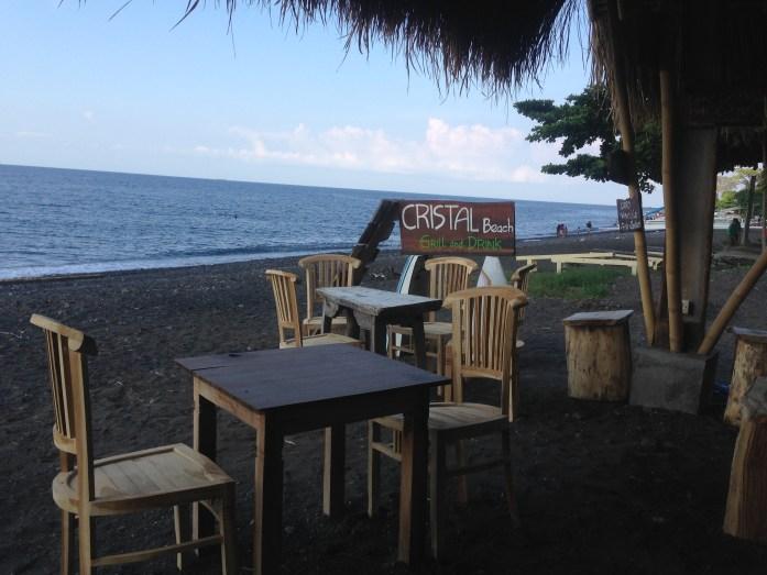Cristal Beach Warung