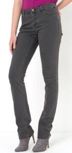 Pantalon la Redoute Essentiel - vous êtes pas obligée d'acheter les talons échasses qui vont (pas) avec hein...