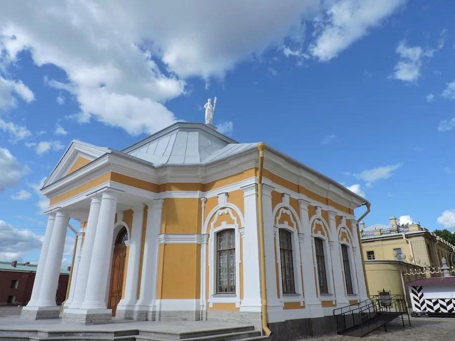 Fortezza-Santi-Pietro-e-Paolo-San-Pietroburgo