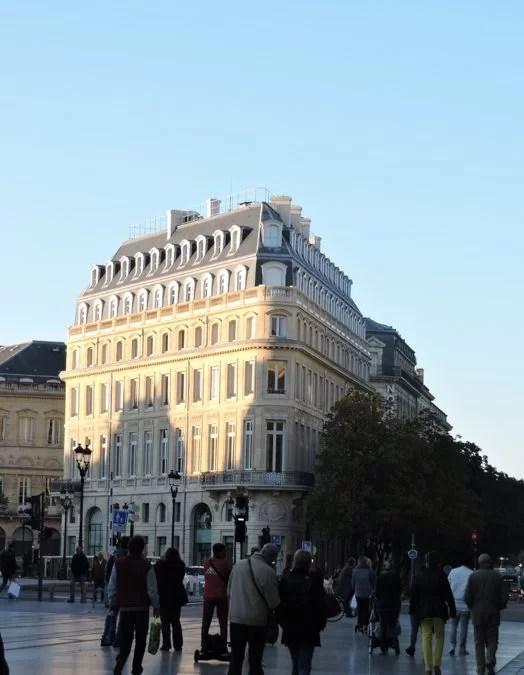 La Maison du Vin in Rue St. Catherine a Bordeaux