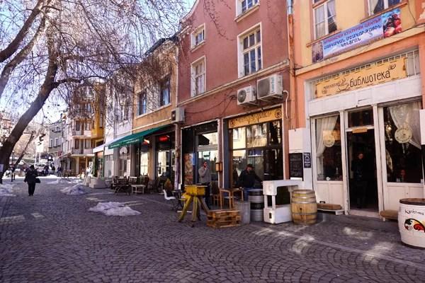Kapana il quartiere artistico di Plovdiv