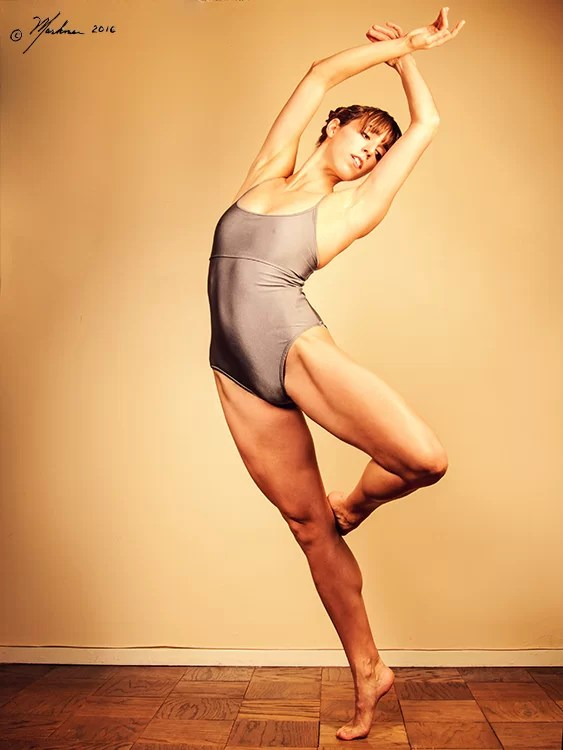 Pointe and Shoot Kelly Vaghenas
