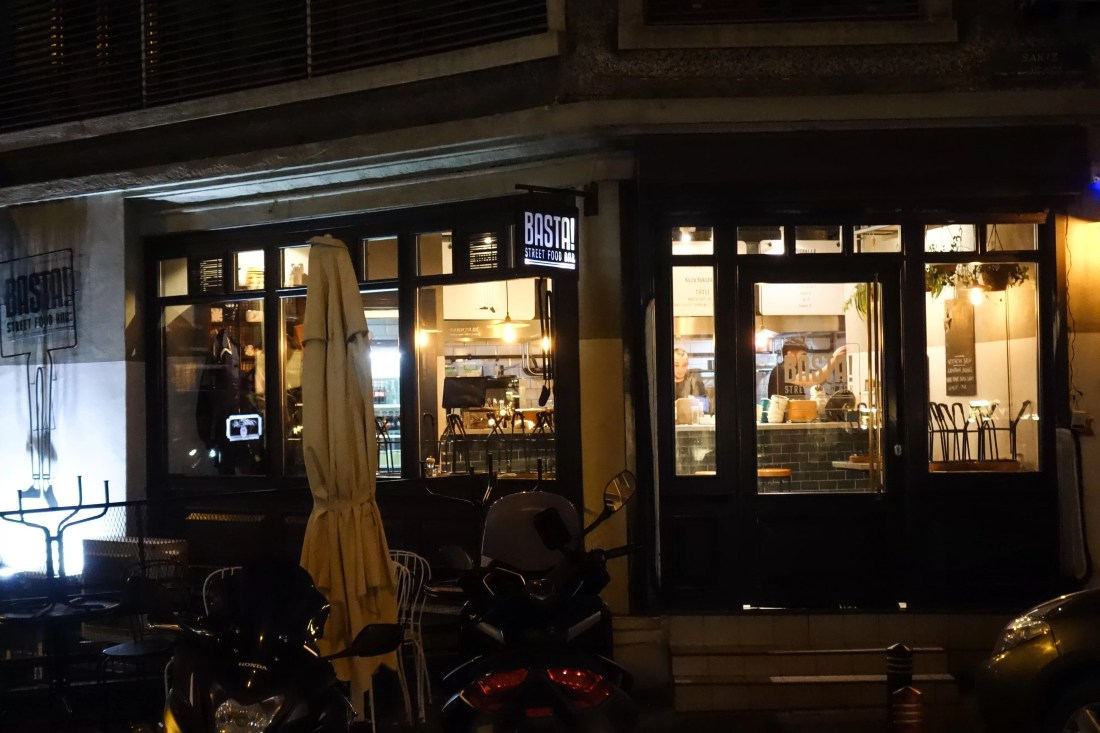 Basta - Street food Bar a Moda, Kadikoy Istanbul