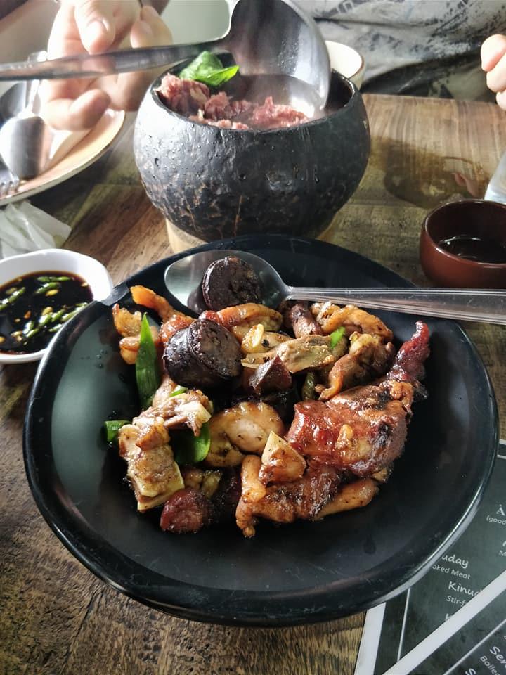 The Farmer's Daughter, spettacolare ristorante di carne a Baguio