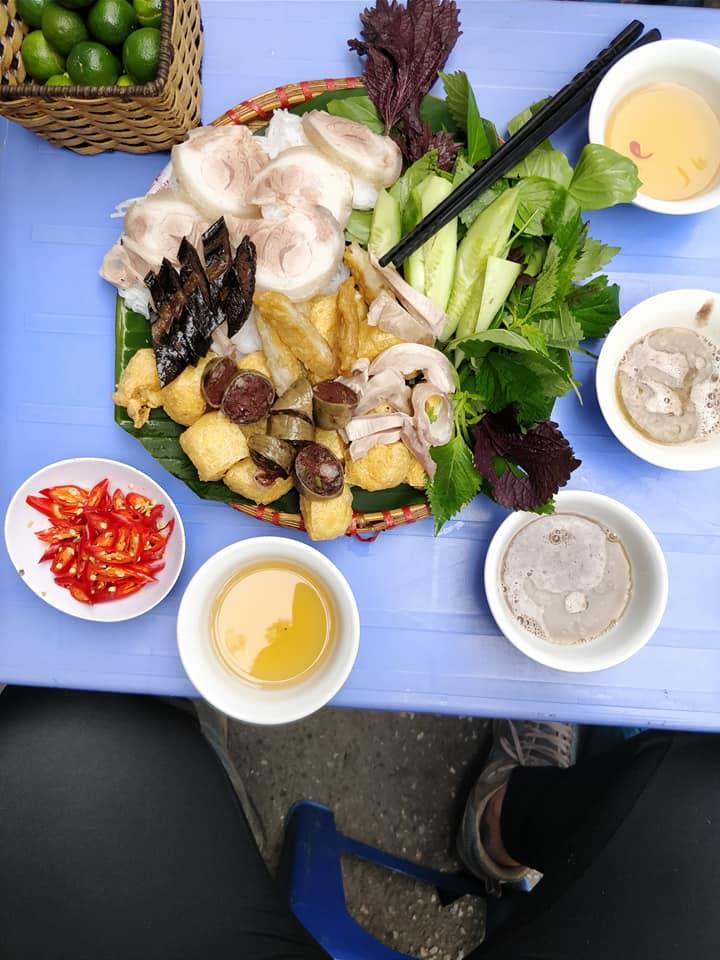Lo.street food spettacolare (a base di frattaglie) in cui vogliamo ritornare almeno una volta prima di lasciare il Vietnam