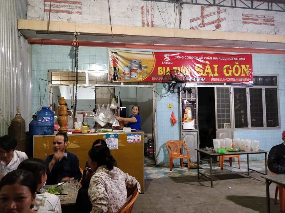 Pub in stile vietnamita a kontum