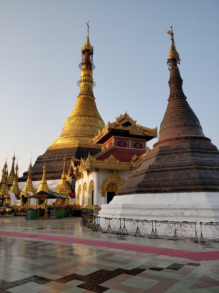 Pagoda Kyaik-thanlan a mawlamayne