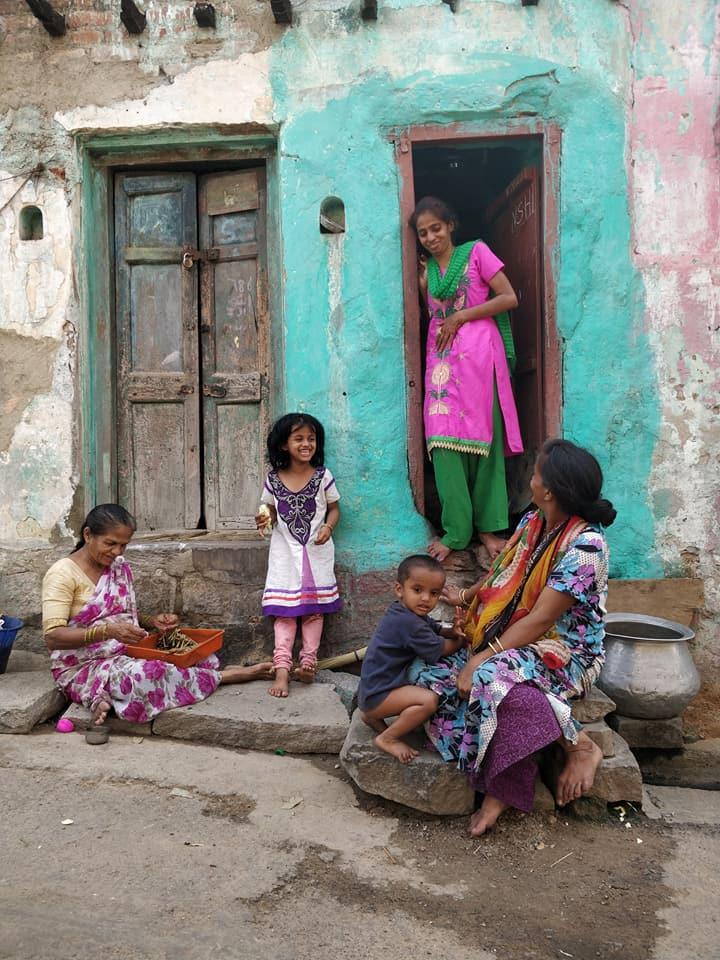 L'India e i suoi colori a Mysore
