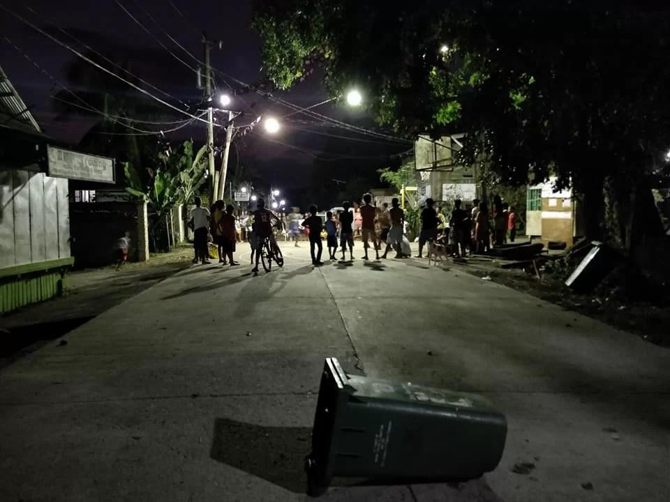 torneo di basket nel centro di Puerto Princesa