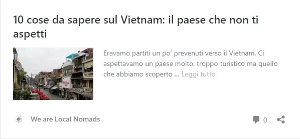 10 cose da sapere sul vietnam