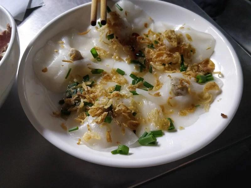 white rose dumpling hoi an vietnam