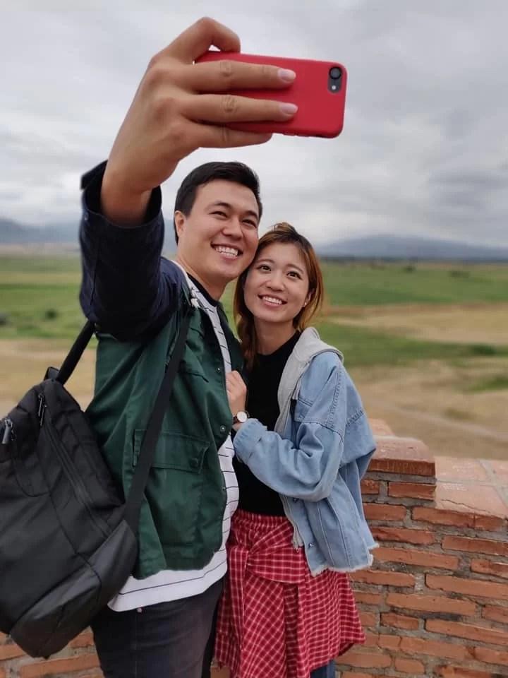 Daphne e Ulan vivono a Bishkek in Kirghizistan
