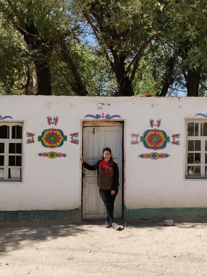 Casa tradizionale a Yamchun nel Wakhan