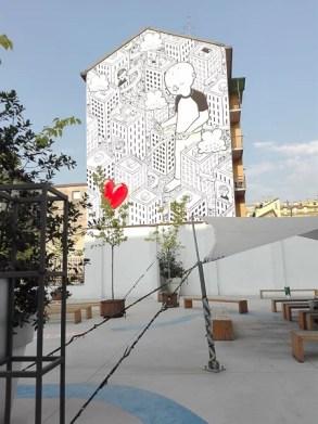 Il giardino delle culture a Milano in zona porta romana