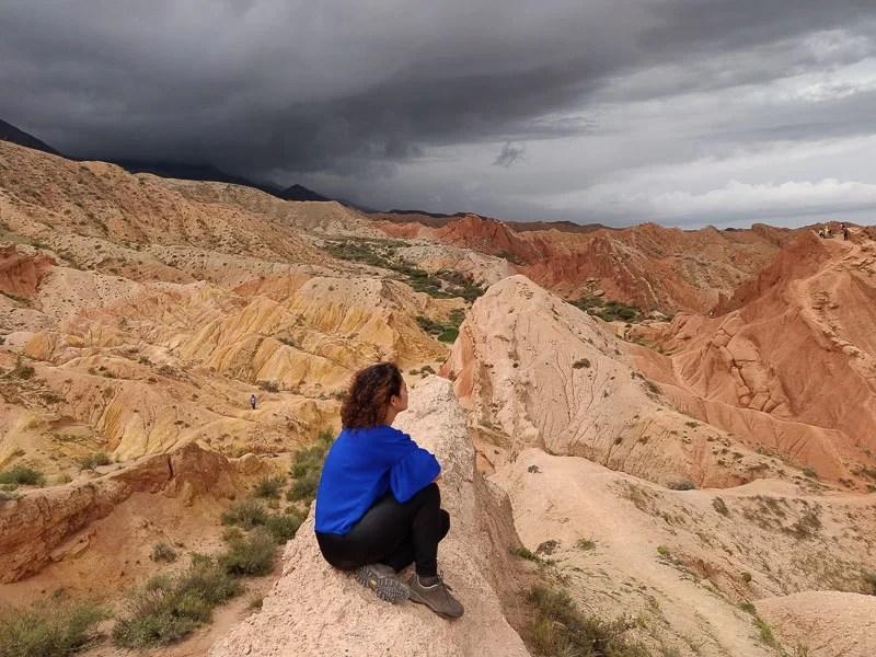 Cose da vedere in Kirghizistan: Skazka Canyon