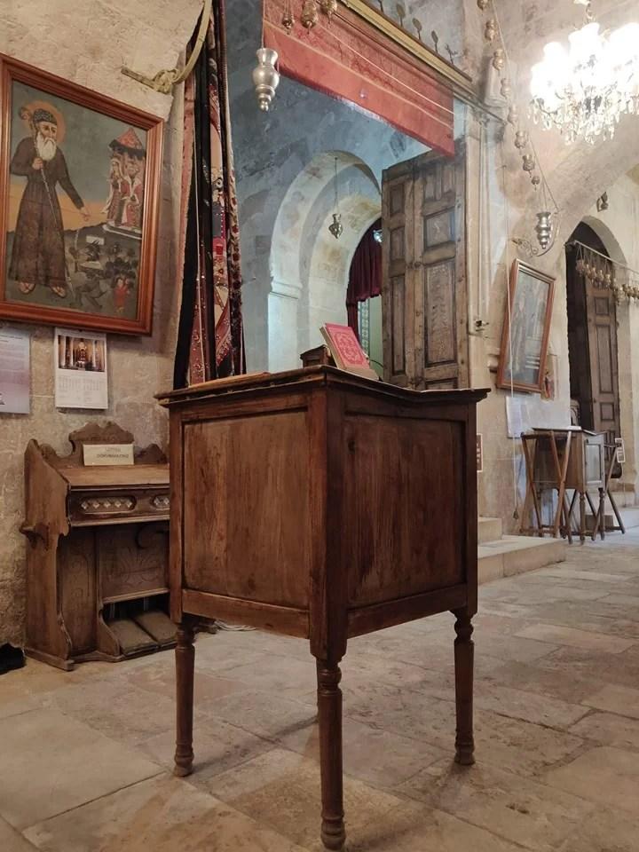 Mor Benham, una delle chiese siriache di Mardin
