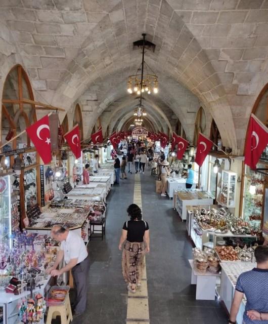 Bazar storico di Gaziantep