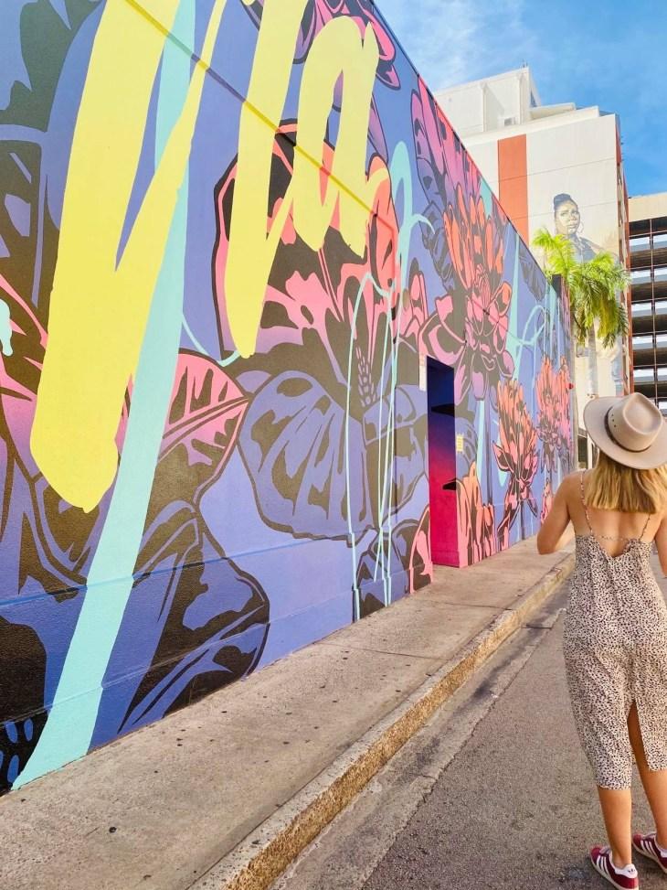 Darwin street art