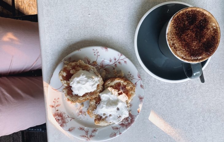 Evas Scones Breakfast Darwin