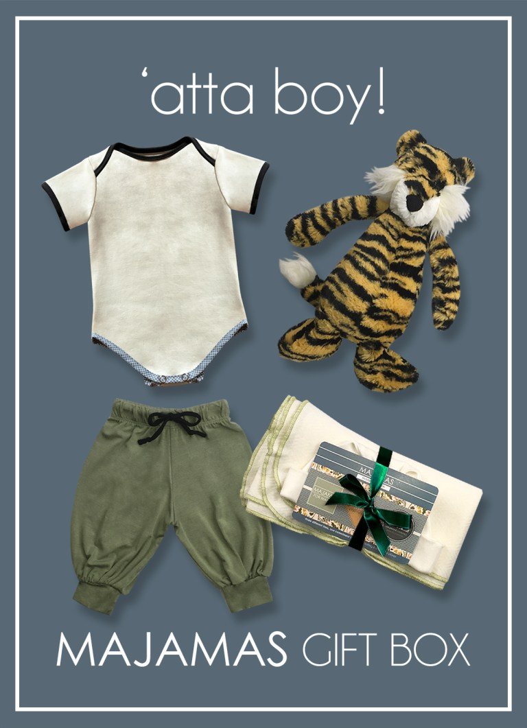 MAJAMAS Gift Box_'Atta Boy Baby Boy